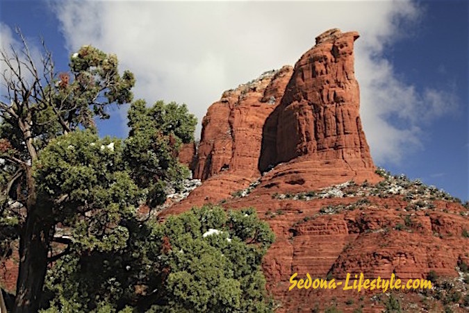 Coffeepot Rock Standing Eagle The Sedona Lifestyle Live in beauty