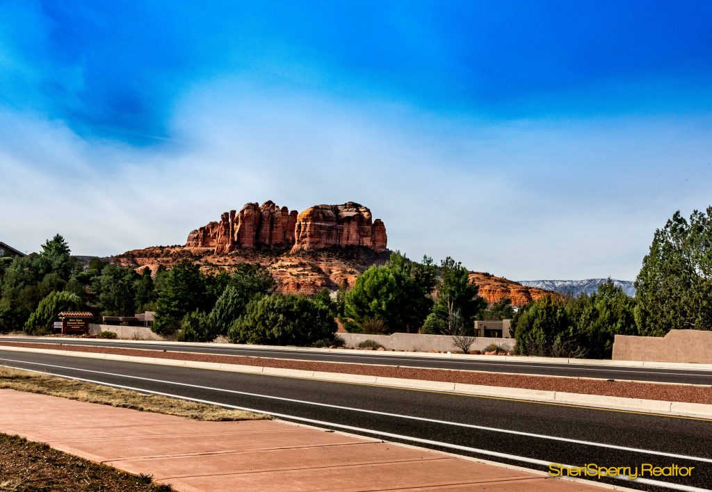 Homes for sale near Cathedral Rock Sedona