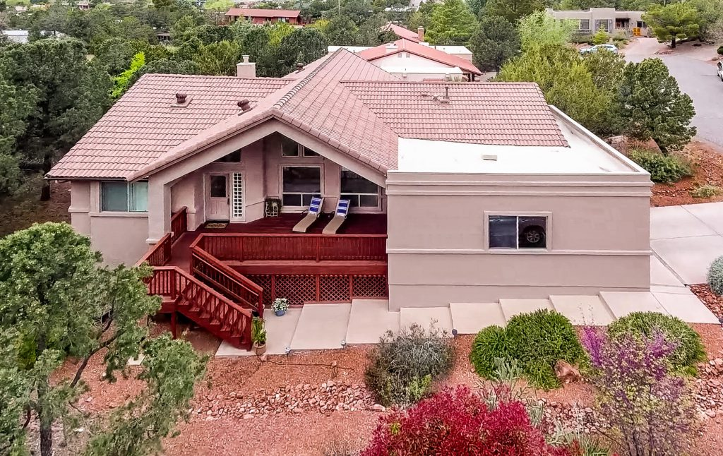 West Sedona Homes for sale 25 Pueblo Trail