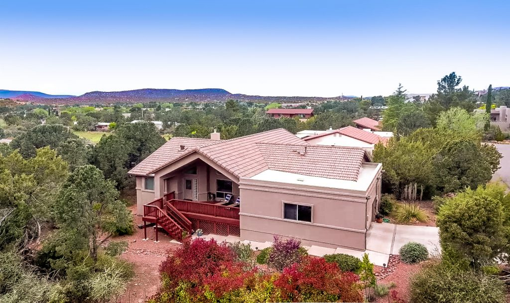 25 Pueblo Trail Sedona AZ homes for sale