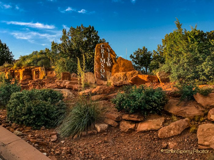 Final 2017 Crimson View Homes For Sale and Market Conditions – West Sedona AZ 86336