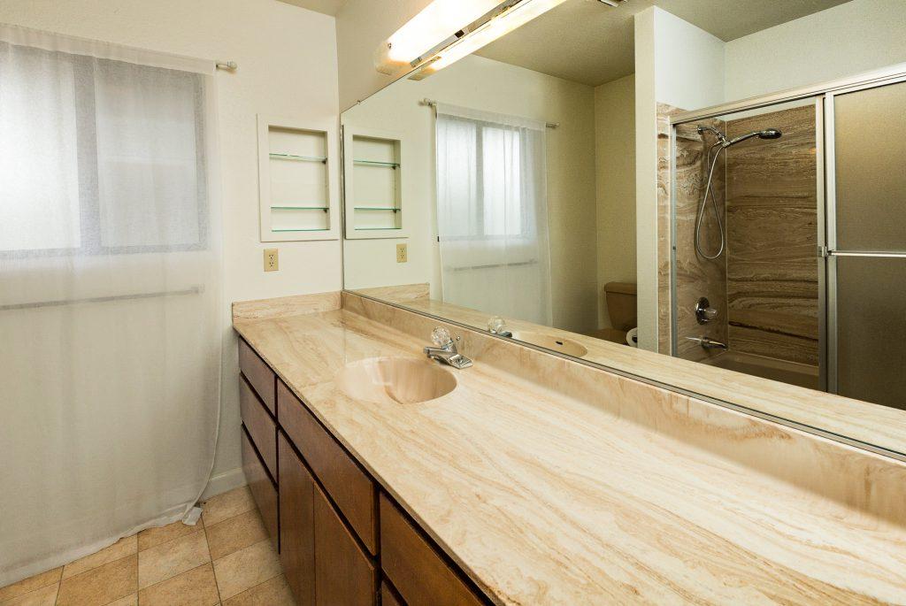 guest bath panorama