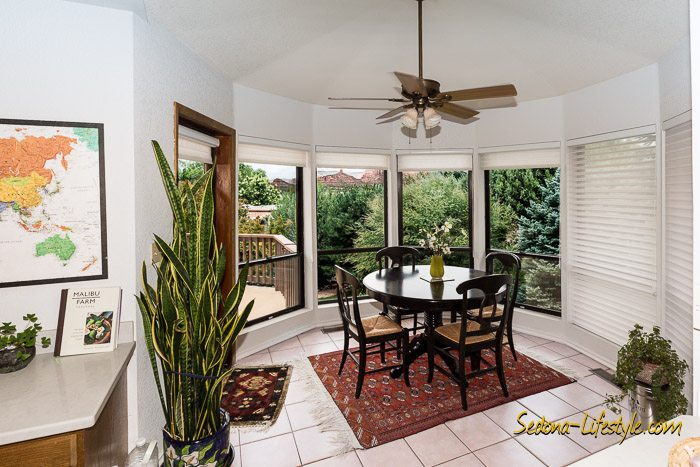 Red Rock Views West Sedona home for sale