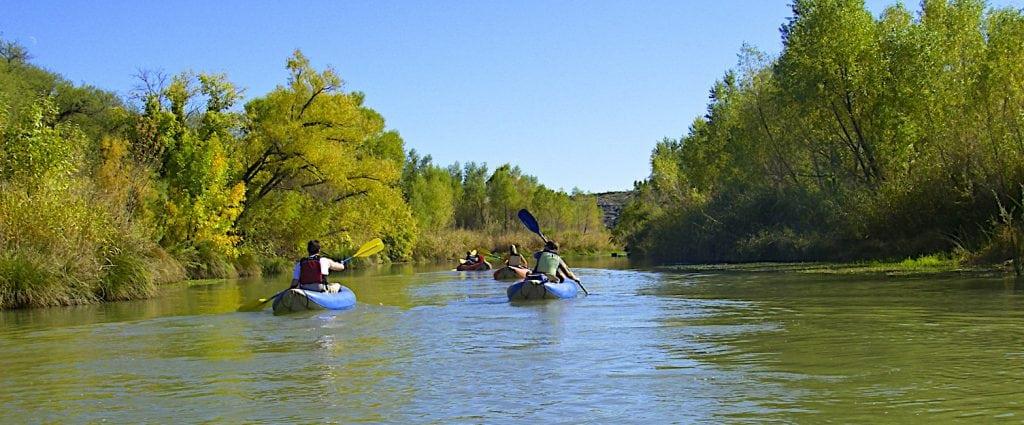 Verde River Kayak