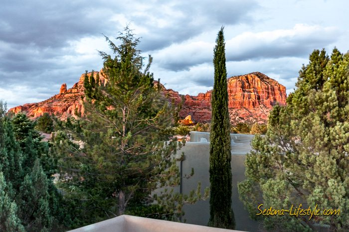 Red Rock Views in Chapel Area