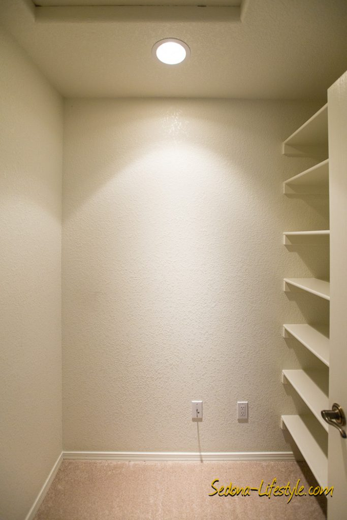 storage closet in Indian Cliffs