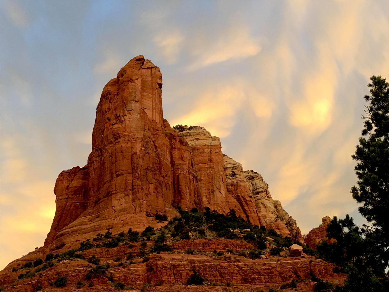 Sedona Winter Solstice – Shadows of the Solstice in Red Rock Country