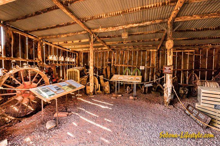 Sedona farm equipment in Uptown Sedona