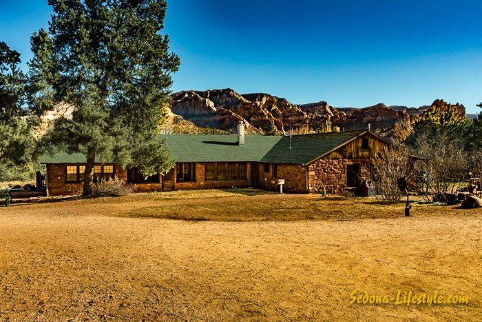 Walter Jordan's homestead Sedona