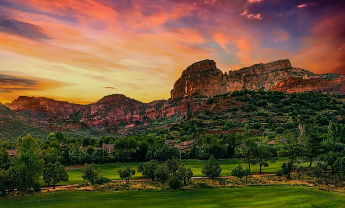 Enjoy The Mystical Beauty and Golf At Seven Canyons Golf Resort – Boynton Canyon – Sedona Arizona