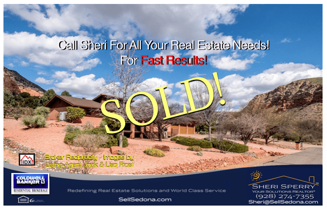 Pine Valley Sedona homes for sale - Sheri Sperry Coldwell Banker