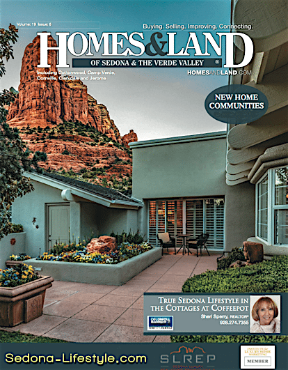 Sedona Luxury home marketing cottages at coffeepot for sale