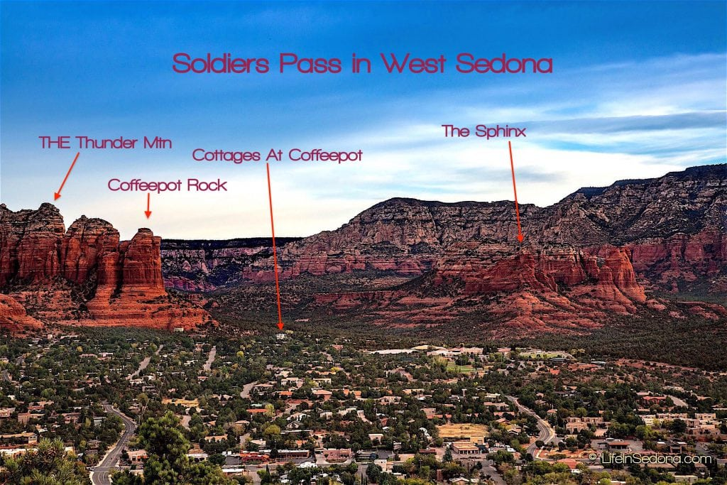 2018 2nd Quarter Cottages At Coffeepot - Soldiers Pass West Sedona
