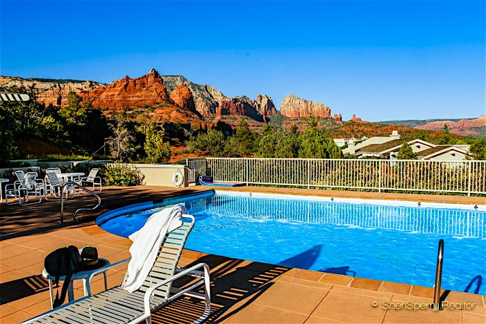 Sedona weather June 2018 cottages at coffeepot