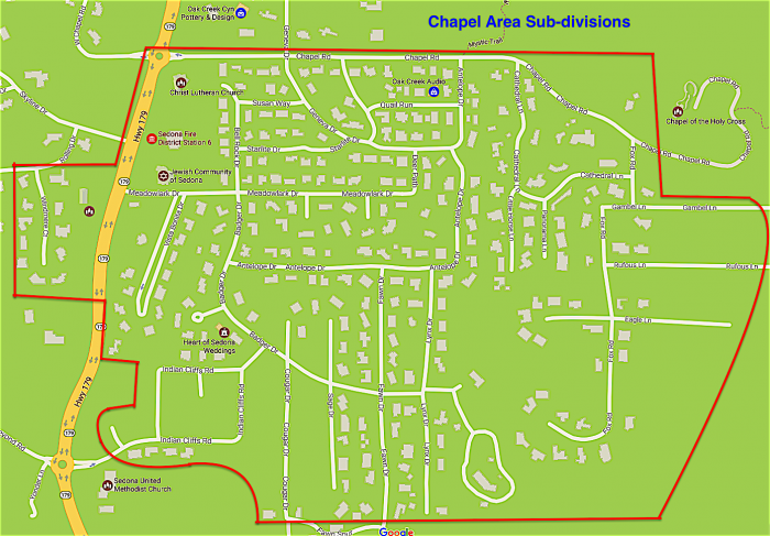 Chapel Area homes for sale