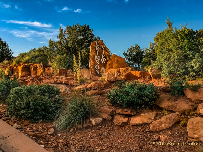 August 2018 Crimson View Homes For Sale and Market Trend – West Sedona AZ 86336
