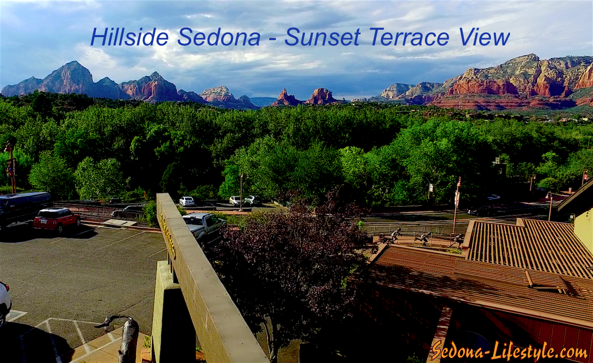 Hillside Sedona – Shop-Dine-Art-More! Enjoy the Iconic Red Rock Views