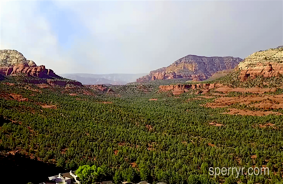 aerial secret mountain