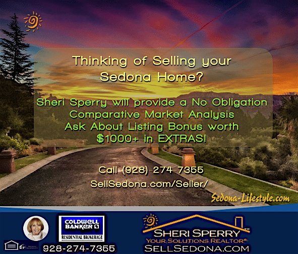 Thinking About Selling Your Sedona Home? I will walk you through it… Unsurpassed Luxury Marketing Syndication
