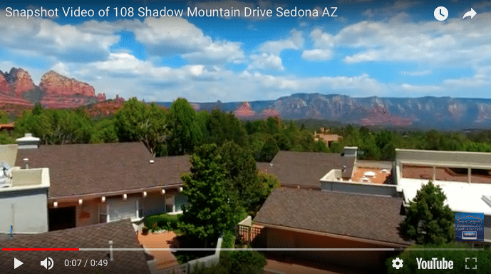 Check Out the Sedona Snapshot Video For The Cottages At Coffeepot Luxury Listing