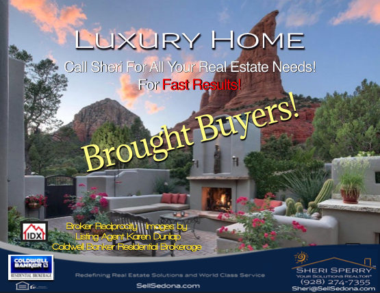 Luxury Home - West Sedona Soldiers Pass