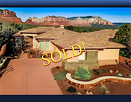 Sold 205 Bighorn Ct Sedona Golf Resort Sheri Sperry SellSedona.com