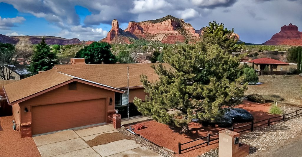 55 Stone Way Sedona home for sale