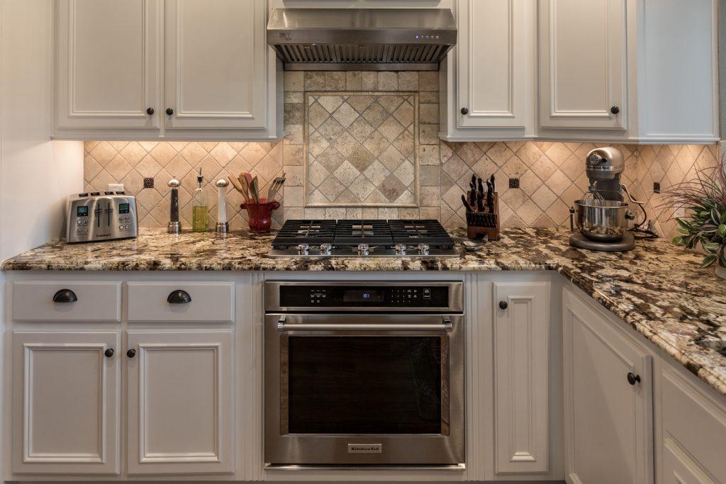 High end efficient kitchens