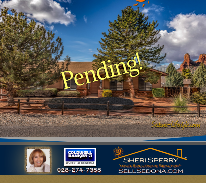 Pending 55 Stone Way Big Park Sheri Sperry Coldwell Banker