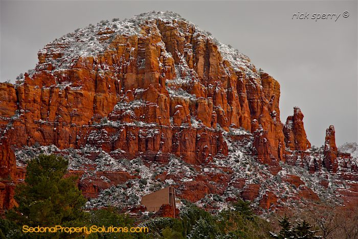 Sedona Weather January 2019 Summary – New Years Day Was Coldest Day So Far!