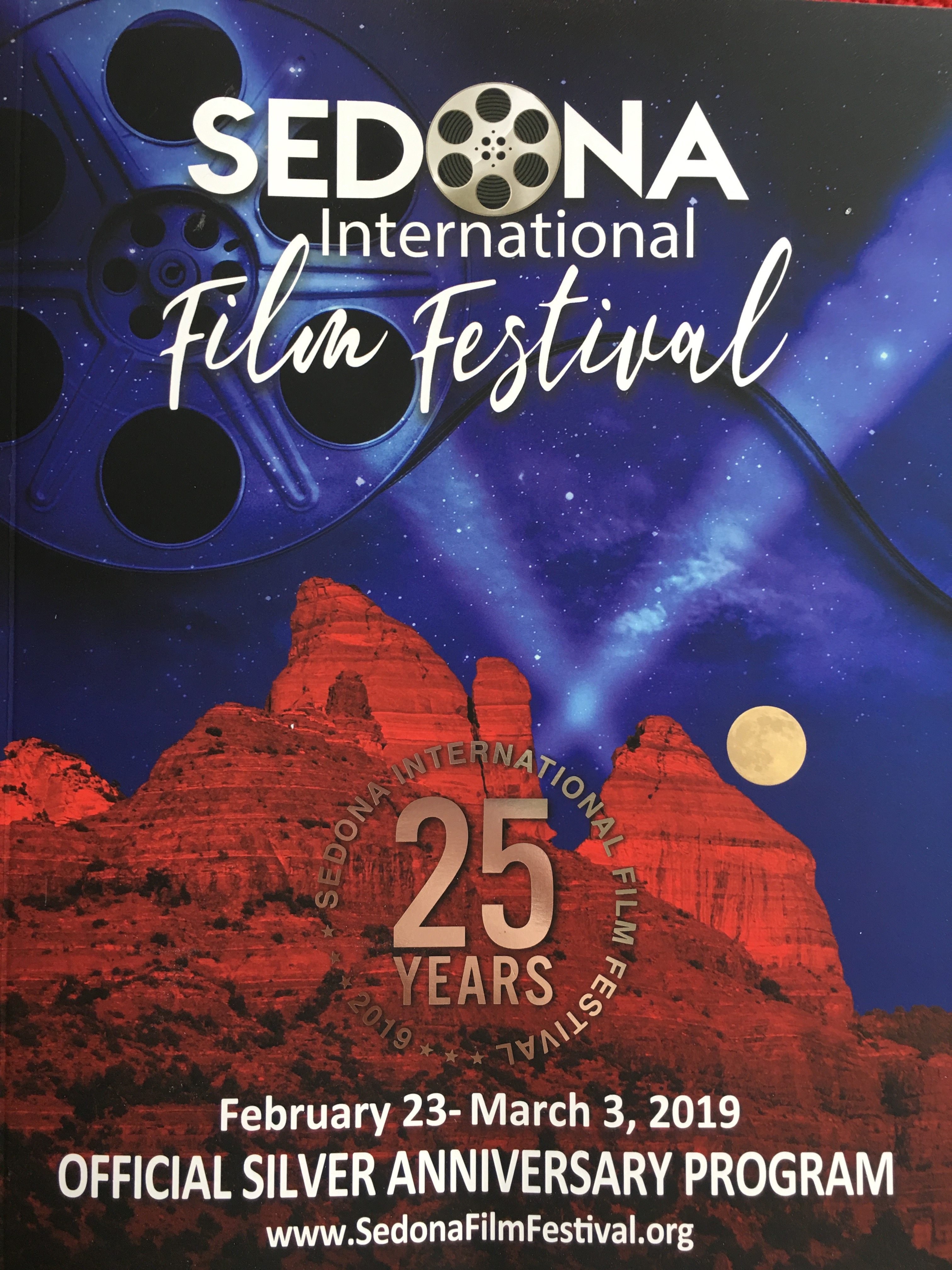 Celebrating 25 Years of Sedona Film Festival – Starts February 23rd 2019