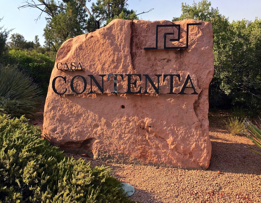 Casa Contenta gated community