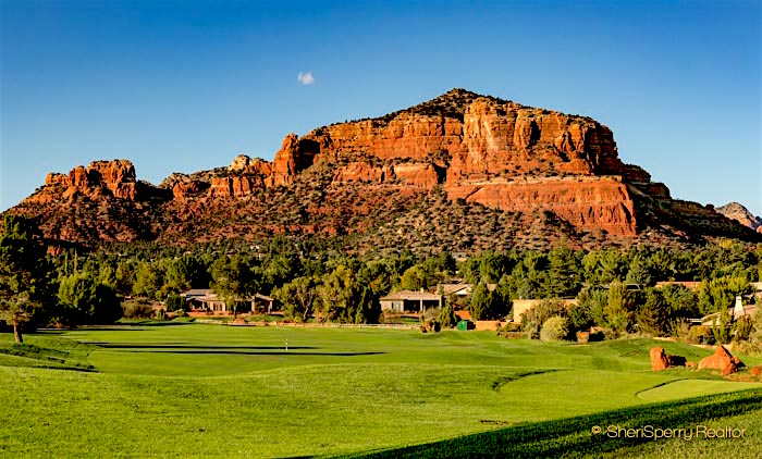 Sedona Golf Resort Big Park VOC Village of oak creek