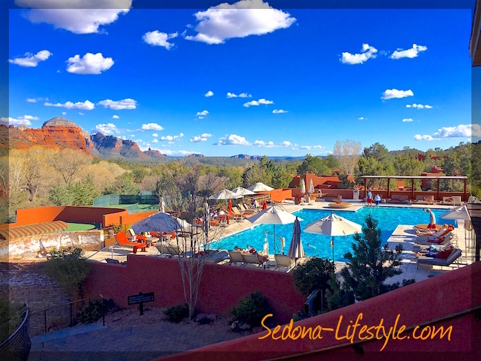 spring at Enchantment Resort