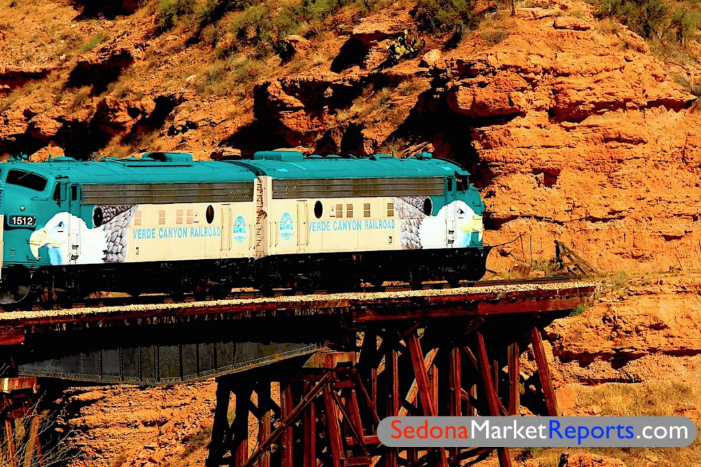 Clarkdale Verde Canyon Railroad