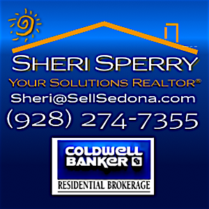 Your Sedona Solutions Realtor