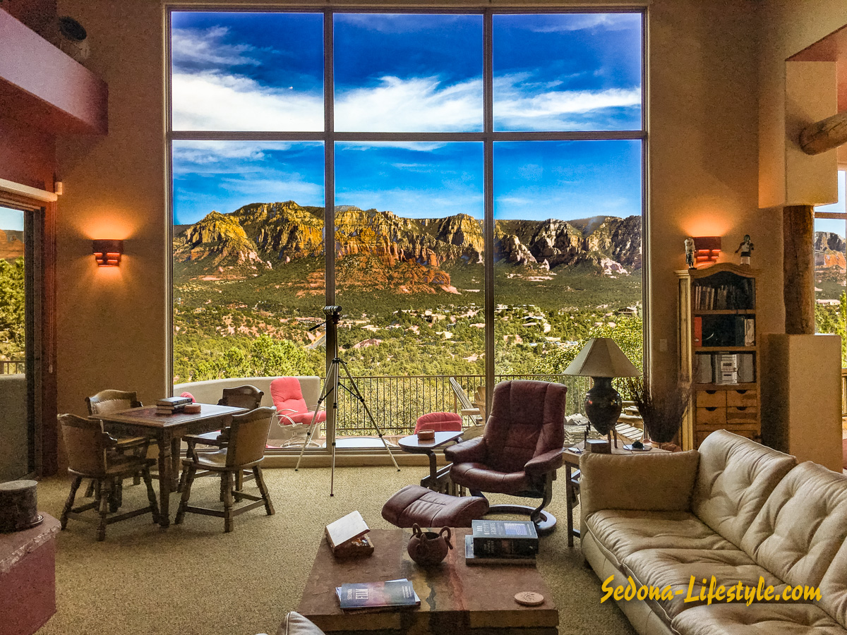 find Sedona real estate with Sheri Sperry Coldwell Banker
