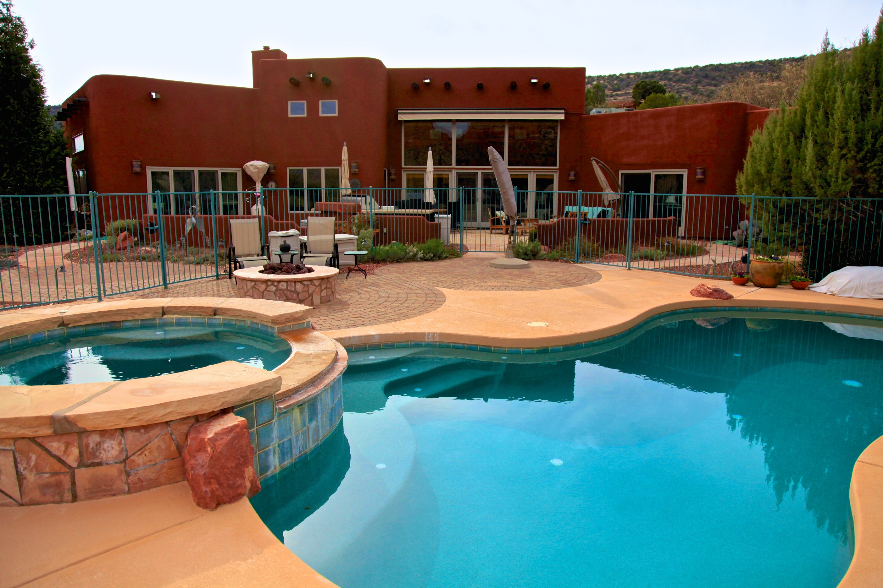 Pool Safety and Sun Up Homes for Sale - Sheri Sperry Coldwell Banker