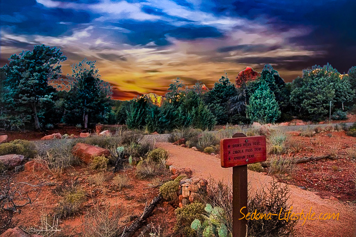 Enjoy Hiking Sedona Magic Time