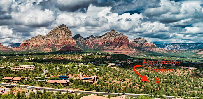 Soldiers Pass Ambiente Sedona location