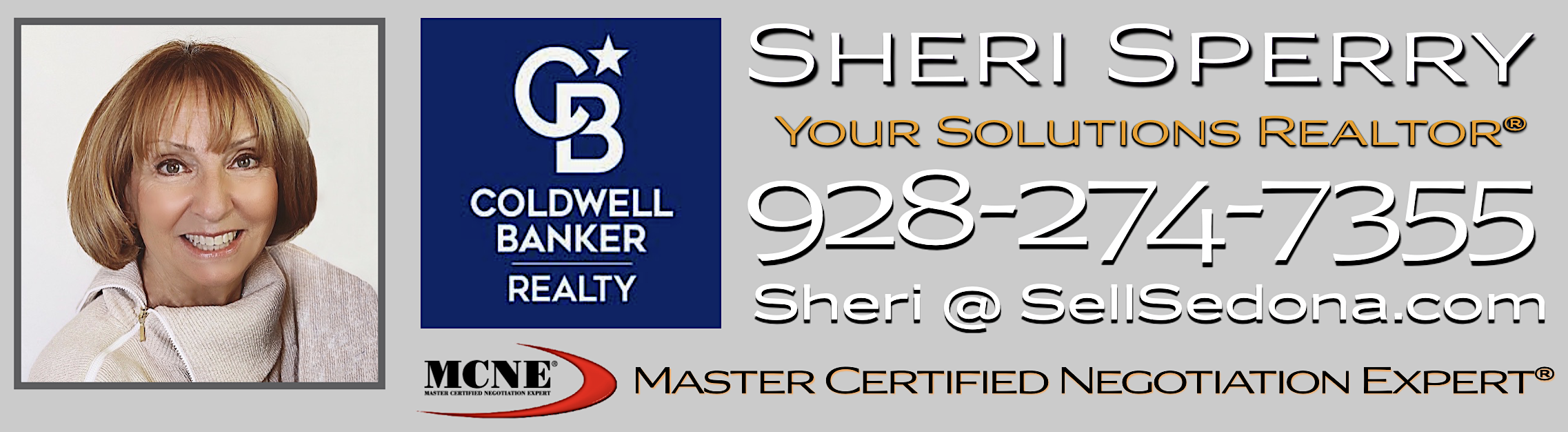 Sheri Sperry Coldwell Banker MCNE Master Certified Negotiation Expert
