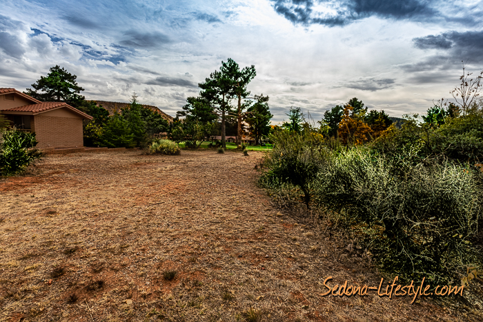 Golf Course Lot views to Castle Rock, Bell Rock Courthouse