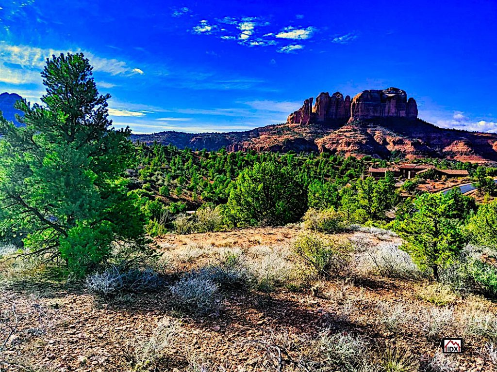 Cathedral Rock 70 Scenic Drive Sedona AZ Back O Beyond - Lot for sale