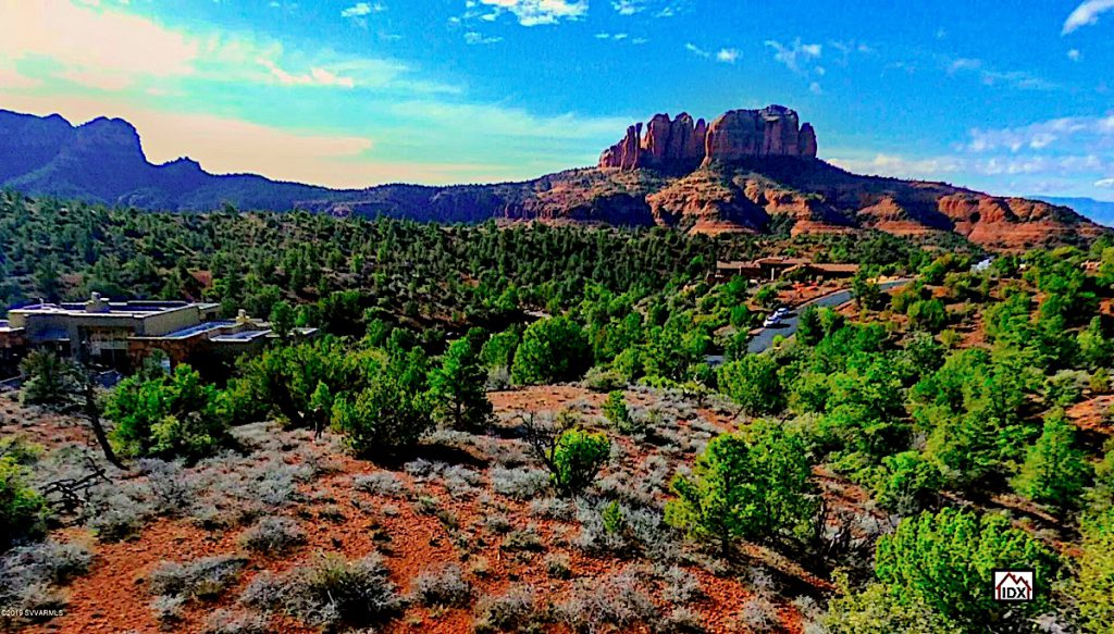 70 Scenic Drive Sedona AZ Back O Beyond - Lot for sale Cathedral Rock