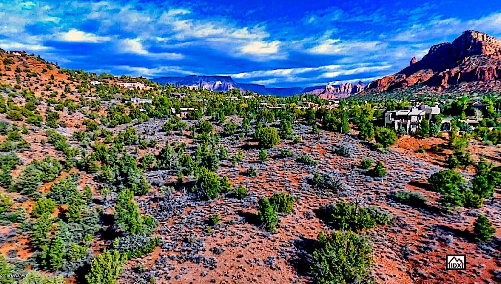 70 Scenic Drive Sedona AZ Back O Beyond - Lot for sale