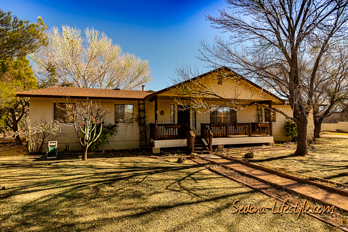 Camp Verde River Front Property