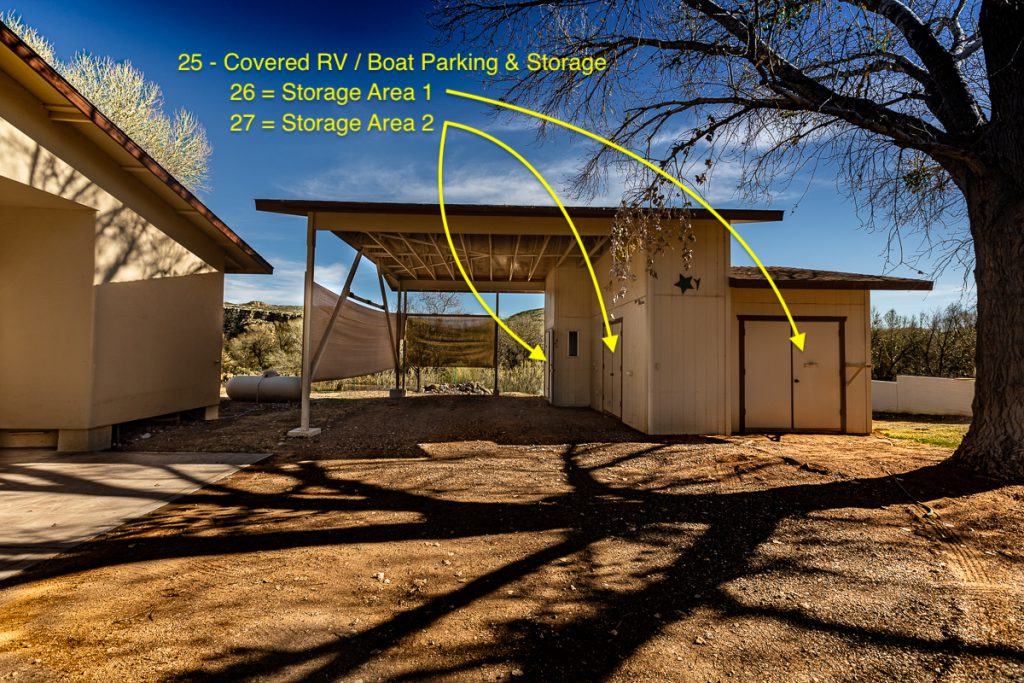 Storage - 271 S River Cave Camp Verde