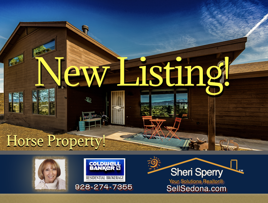 New Listing horse property in Cornville
