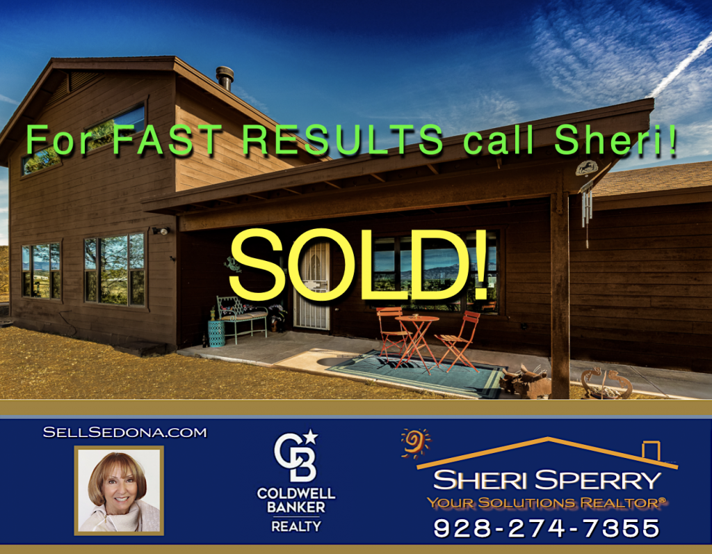 Sold by SOLD by Sheri Sperry Coldwell Banker Realty