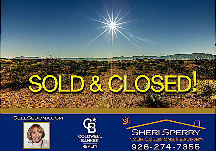 Cornville land Sold and Closed by Sheri Sperry Coldwell Banker Realty